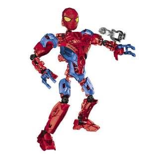 Mega Bloks The Amazing Spider Man Techbot   Spider Man (91331)   MEGA