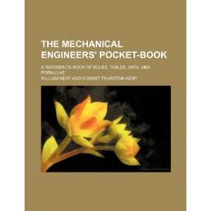 The mechanical engineers pocket book; A reference book of