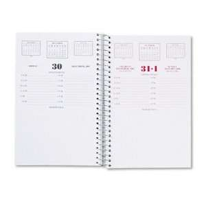 Riegle Press National School Calendar Daily Planner