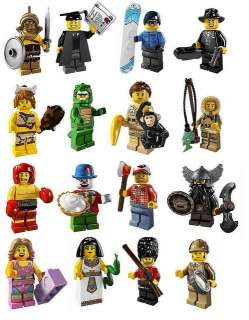 Lego minifigures serie 5 a Verona    Annunci