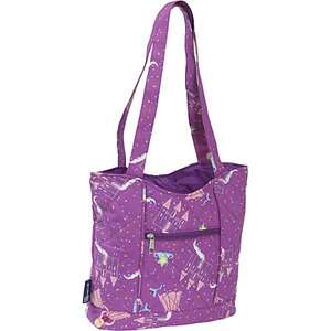 Wildkin Princess Quilted Tote Bags