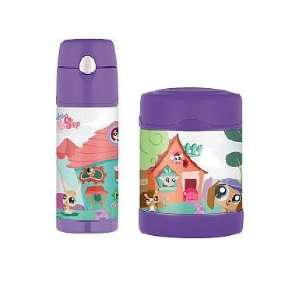 Thermos Littlest Pet Shop LPS FUNtainer Beverage Bottle
