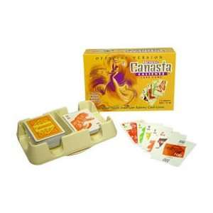 Family Card Games Canasta Caliente   Deluxe Edition: Toys