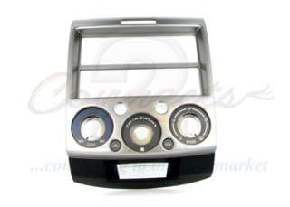 FORD Ranger 2007> Double Din Stereo Fascia Surround Fitting Panel
