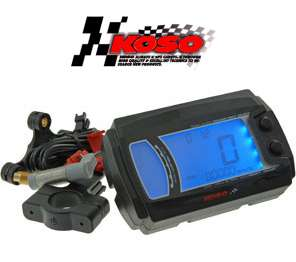 Compt KOSO XR SRN scooter ATV quad enduro moto NEUF