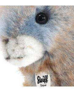 2011 STEIFF HAPPY THE BABY BUNNY RABBIT TEDDY BEAR Code 080036