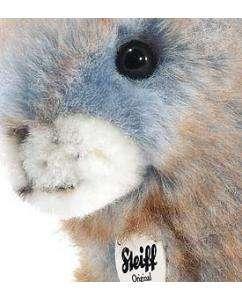 2011 STEIFF HAPPY THE BABY BUNNY RABBIT TEDDY BEAR Code 080036