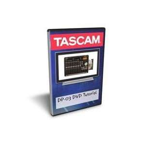 Tascam Tutorial DVD for the DP 03 Portable Recording