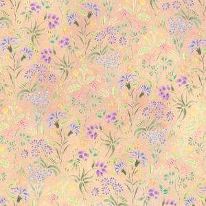 Doll House  Wallpaper Flower Designs Meadow Flowers h85