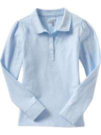 Girls Long Sleeve Shirts  Old Navy   Free Shipping on $50