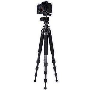 Dolica ZX Series 60 Professional Carbon Fiber Tripod with Balanced