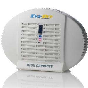 Eva Dry Mini E 500, Renewable Wireless Dehumidifier for Boats, Safes