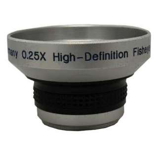 Pro Optic 0.25x Super Fish eye Auxillary Lens for 37mm Filter Threaded