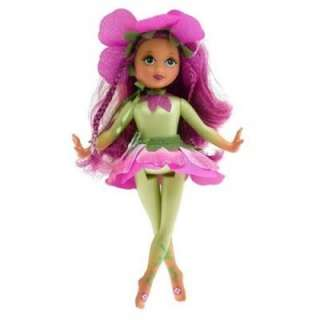 Barbie Fairytopia Hue (Elinas Butterfly) & Miniature Fairy/Pixie Doll