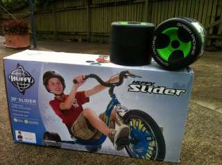 Brand New Green Machine Rear Wheels   Drift Trike Huffy Slider GM