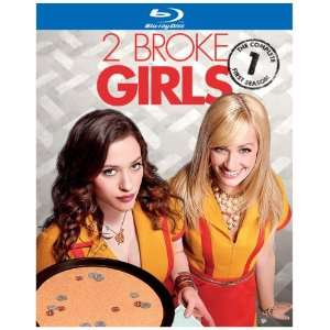 Complete First Season [Blu ray] Kat Dennings, Beth Behrs Movies & TV