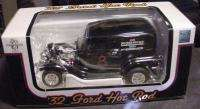DIECAST 1932 FORD DUECE HOT ROD CAR AUTO BANK NIB 30s SpecCast Edsel 1