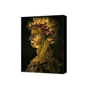 Canvas Print / Canvas Art   Artist Giuseppe Arcimboldo: Home & Kitchen