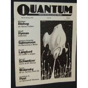 Quantum Magazine: Science Fiction & Fantasy Review (Winter