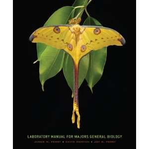 for Majors General Biology [Spiral bound]: James W. Perry: Books