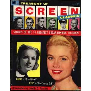 Treasury of Screen Classics Magazine 1957 (Grace Kelly