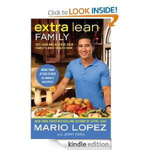 Best Health Ever Mario Lopez, Jimmy Pena  Kindle Store