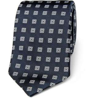 Ralph Lauren Black Label Embroidered Silk Tie  MR PORTER