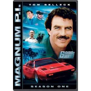 Magnum P.I.: Season One: Tom Selleck, John Hillerman