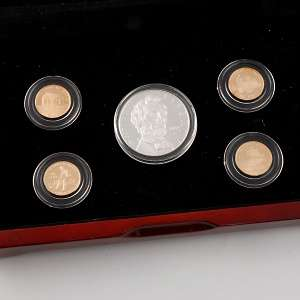 2009 Abraham Lincoln Proof Coin Collection