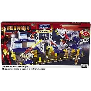 Iron Man 2 Stark Expo Playset by MEGA Bloks