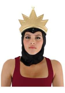 Snow White Evil Queen Headpiece   Disney Villain Costume Accessories