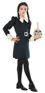 Movie Costumes Addams Family Costumes Child Wednesday Addams Costume