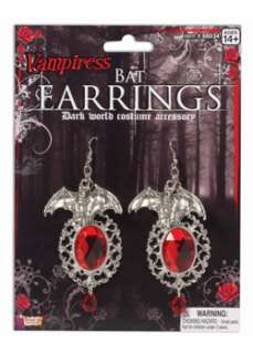 sizes one size fits most includes bat earrings our low price $ 4 97 in