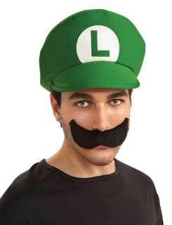Luigi Kit   Nintendo Super Mario Brothers Costume Accessories