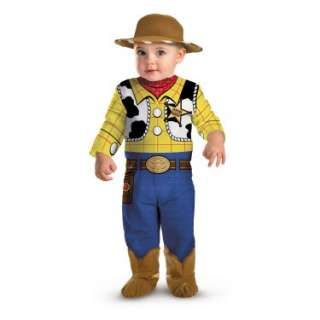 Halloween Costumes Disney Toy Story   Woody Infant Costume