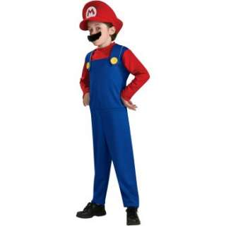 Super Mario Bros.   Mario Toddler/Child Costume Ratings & Reviews