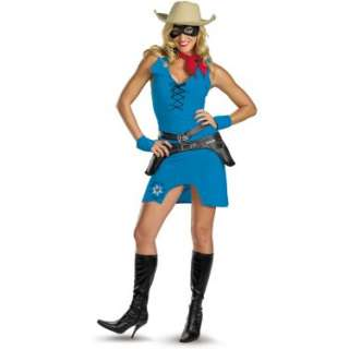 Halloween Costumes Sexy Lone Ranger Adult Costume