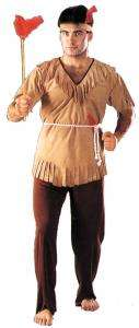 Indian Brave Costume   Family Friendly Costumes