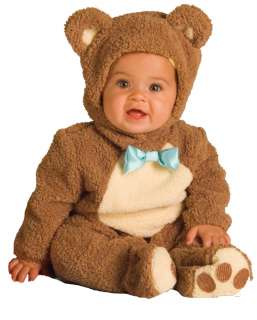 Teddy Bear Costume for Infants  Teddy Bear Baby Costume