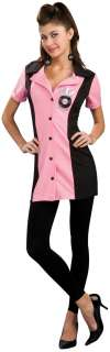 Pink Retro Bowling Dress Costume  Trixie Halloween Costume