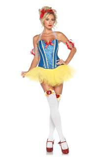 Sultry Snow White Adult Costume for Halloween   Pure Costumes