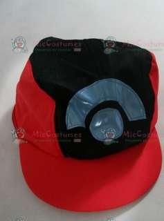 Pokemon Ash Ketchum Royal Blue And Yellow Cosplay Costume for Sale