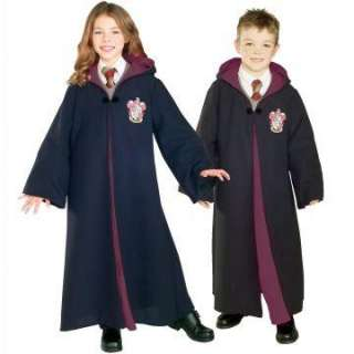 Harry Potter Gryffindor Robe Deluxe Child Costume   Kids Harry Potter