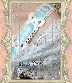 Authentic Branded Classical Puppets A Line Spaghetti Strap Lace Up