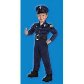 Bugz Officer Awesome Costume   Police Officer Costumes   15DG2194