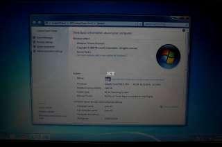 Sony Vaio VPCCW21FX Intel Core i3 M330 2.13 GHz 4GB Ram 500GB HDD