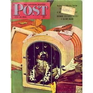 JULY 15, 1944 SATURDAY EVENING POST . MAGAZINE J.D