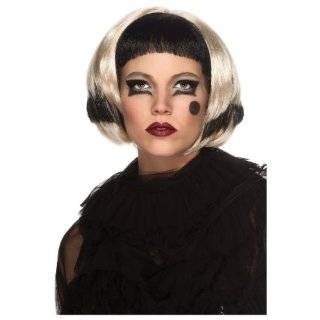 Costume Co Womens Lady Gaga Two Tone Wig by Rubies Costume Co