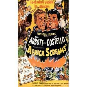 Africa Screams: Abbott & Costello, Charles Barton: Movies