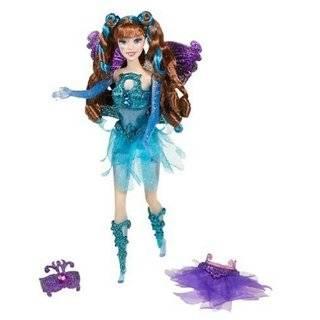 Barbie Fairytopia   Yellow Jeweldrop Wonder Fairy Doll   Kindlee